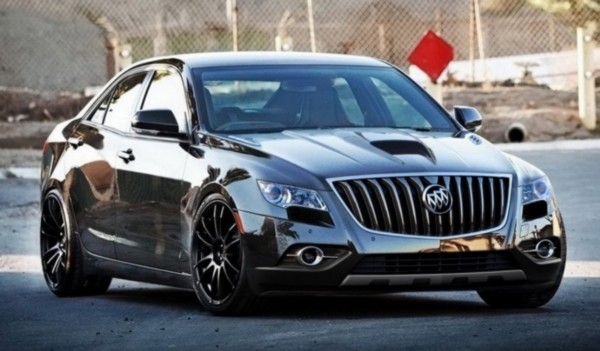 73 The 2020 Buick Grand National Configurations