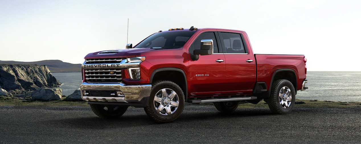 73 The 2020 Chevy 2500Hd First Drive