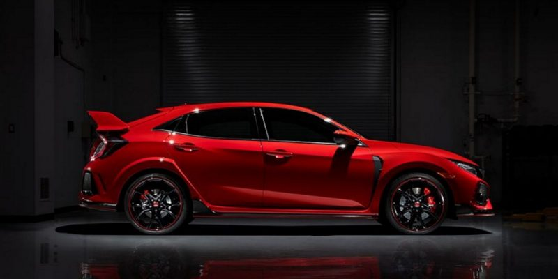 73 The 2020 Honda Civic Si Type R Performance
