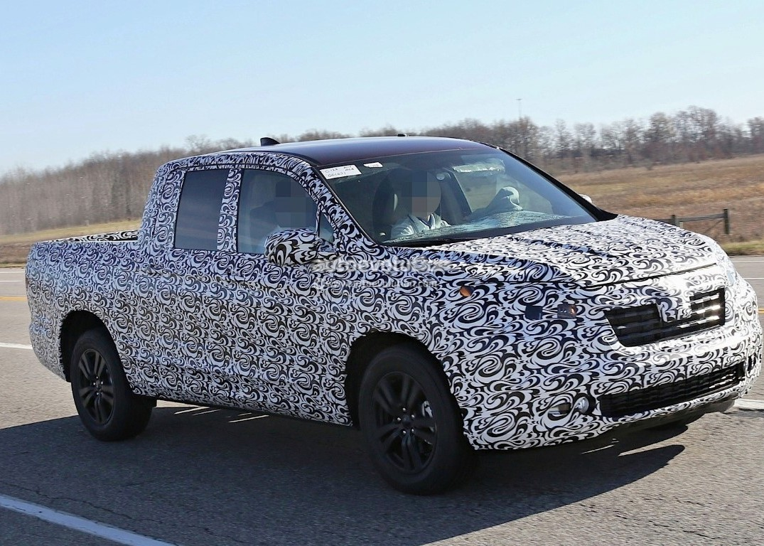 73 The 2020 Honda Ridgeline Review