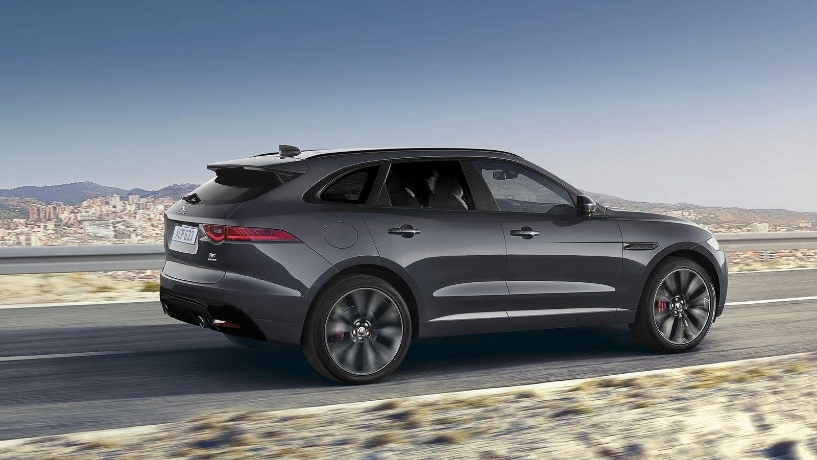 73 The 2020 Jaguar Suv Model