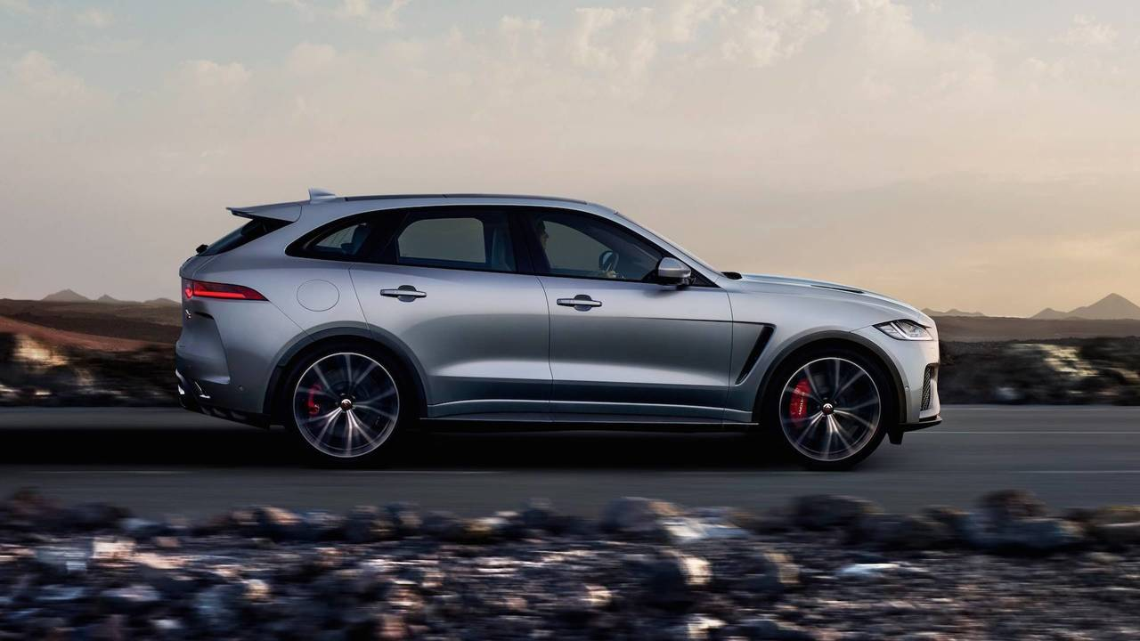 73 The 2020 Jaguar Suv Reviews