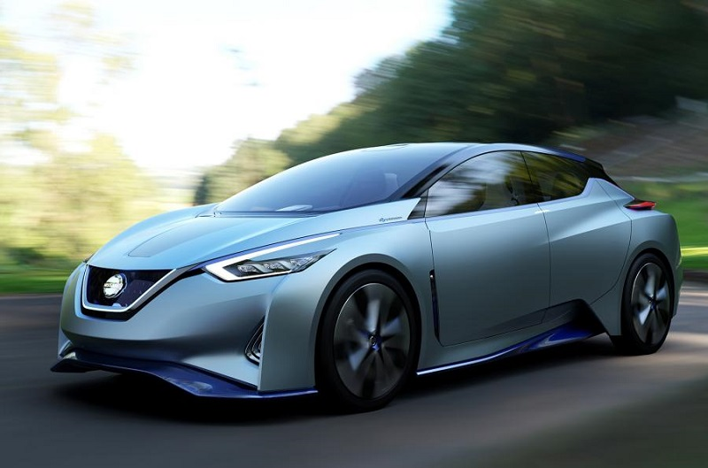 73 The 2020 Nissan Leaf Engine
