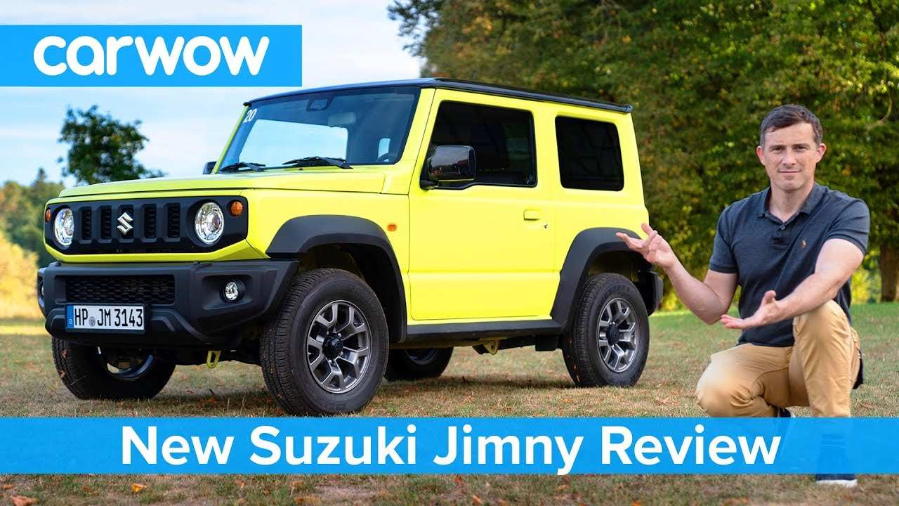 73 The 2020 Suzuki Jimny Price