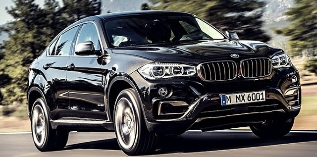 73 The BMW X62019 Performance and New Engine