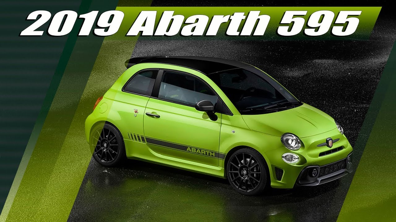 73 The Best 2019 Fiat 500 Abarth Redesign and Concept