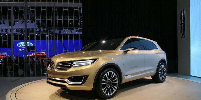 73 The Best 2020 Lincoln Mkx At Beijing Motor Show Performance