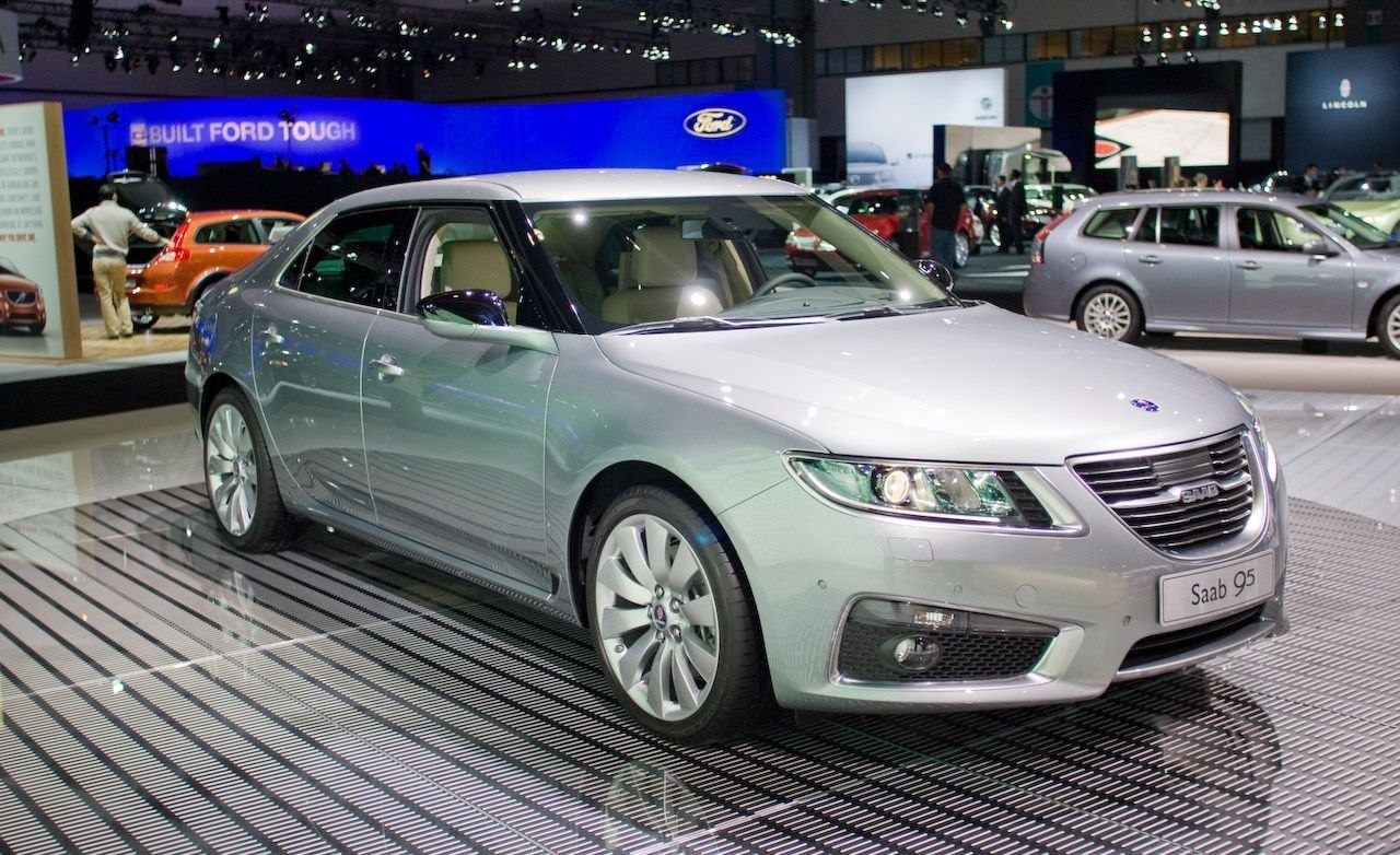 73 The Best 2020 Saab 9 5 Redesign and Review