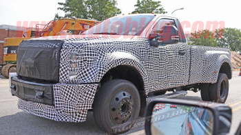 73 The Best 2020 Spy Shots Ford F350 Diesel Release Date and Concept