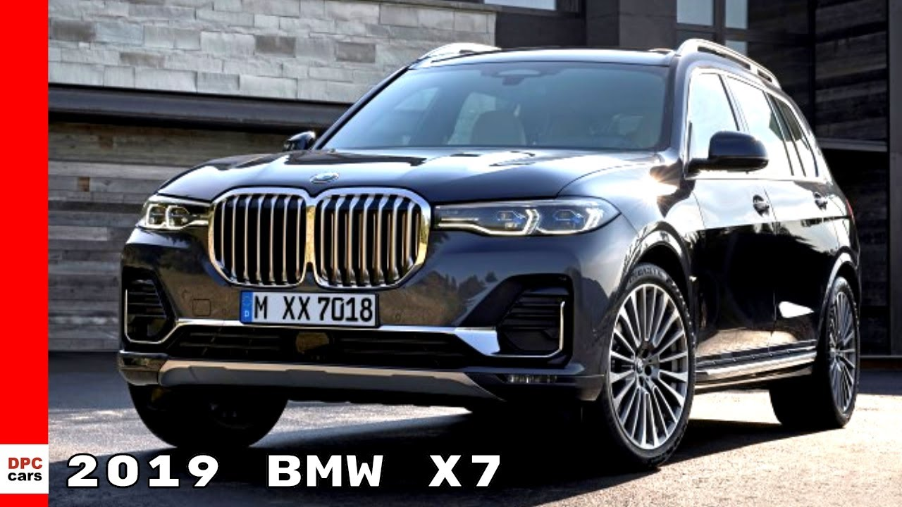 74 A 2019 BMW X7 Suv Series Performance