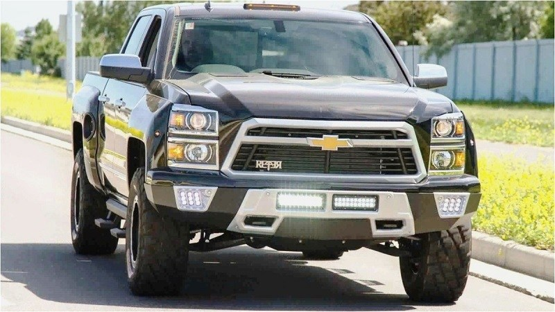 74 A 2019 Chevy Reaper Photos