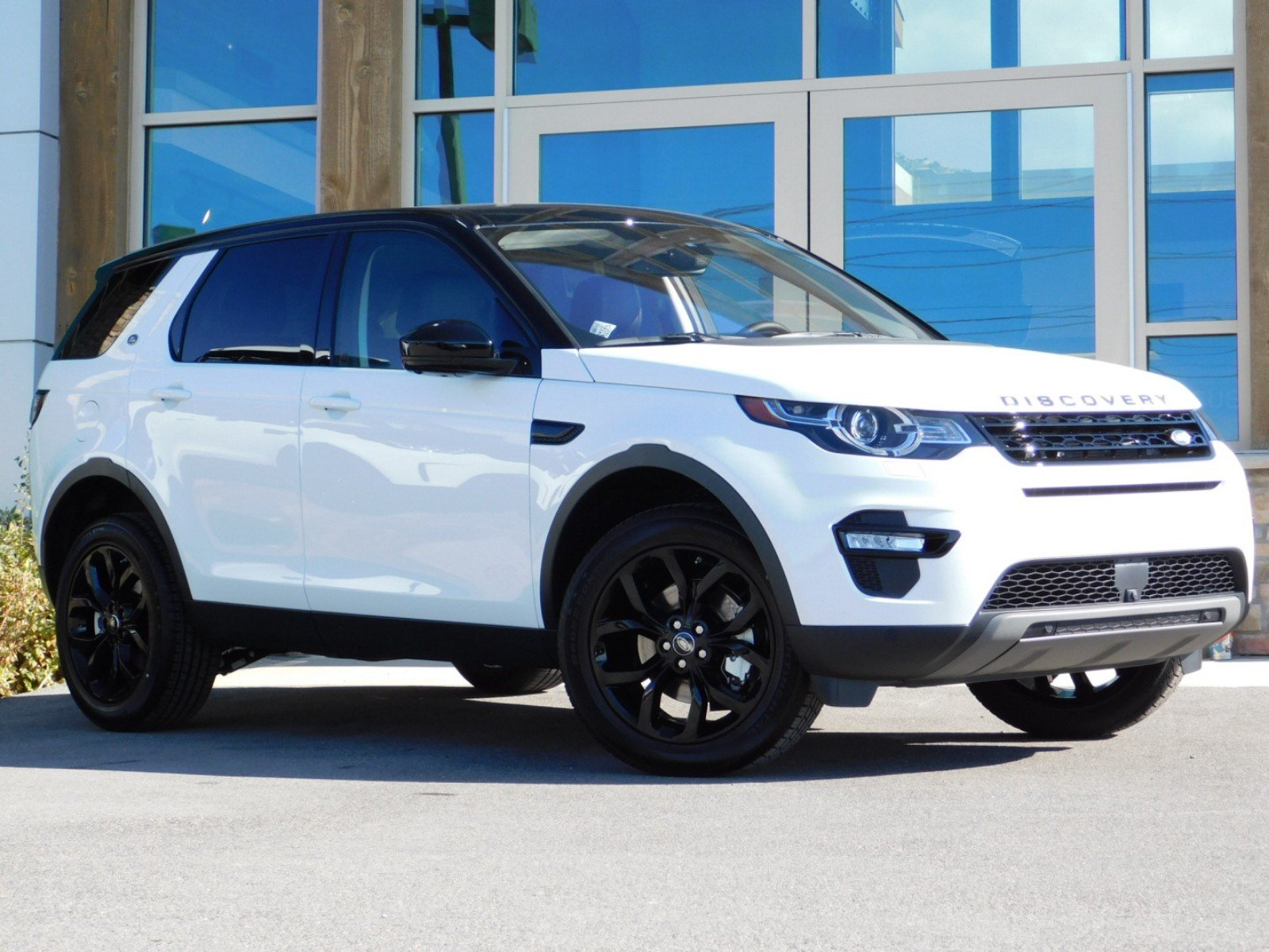 74 A 2019 Land Rover Discovery Sport Reviews