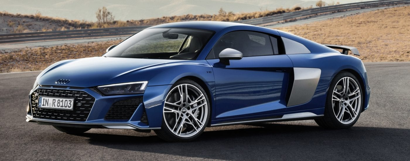 74 A 2020 Audi R8 Performance and New Engine
