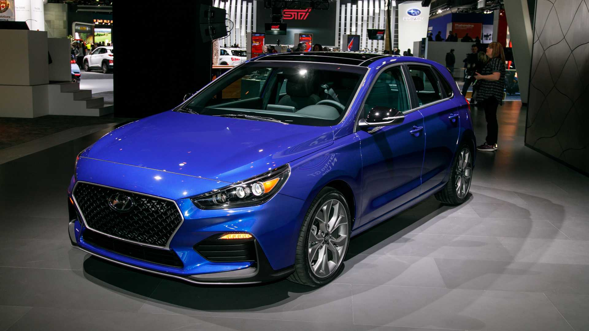 74 A 2020 Hyundai Elantra Gt Redesign and Review