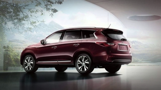 74 A 2020 Infiniti Qx60 Pictures