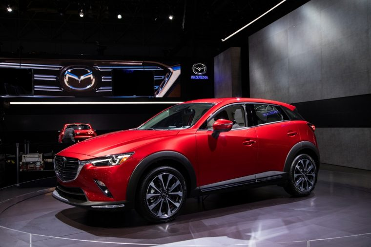2020 Mazda CX-3 Redesign, Release Date, And Price >> 42 New 2020 Mazda Cx 3 Redesign Review Cars Review Cars
