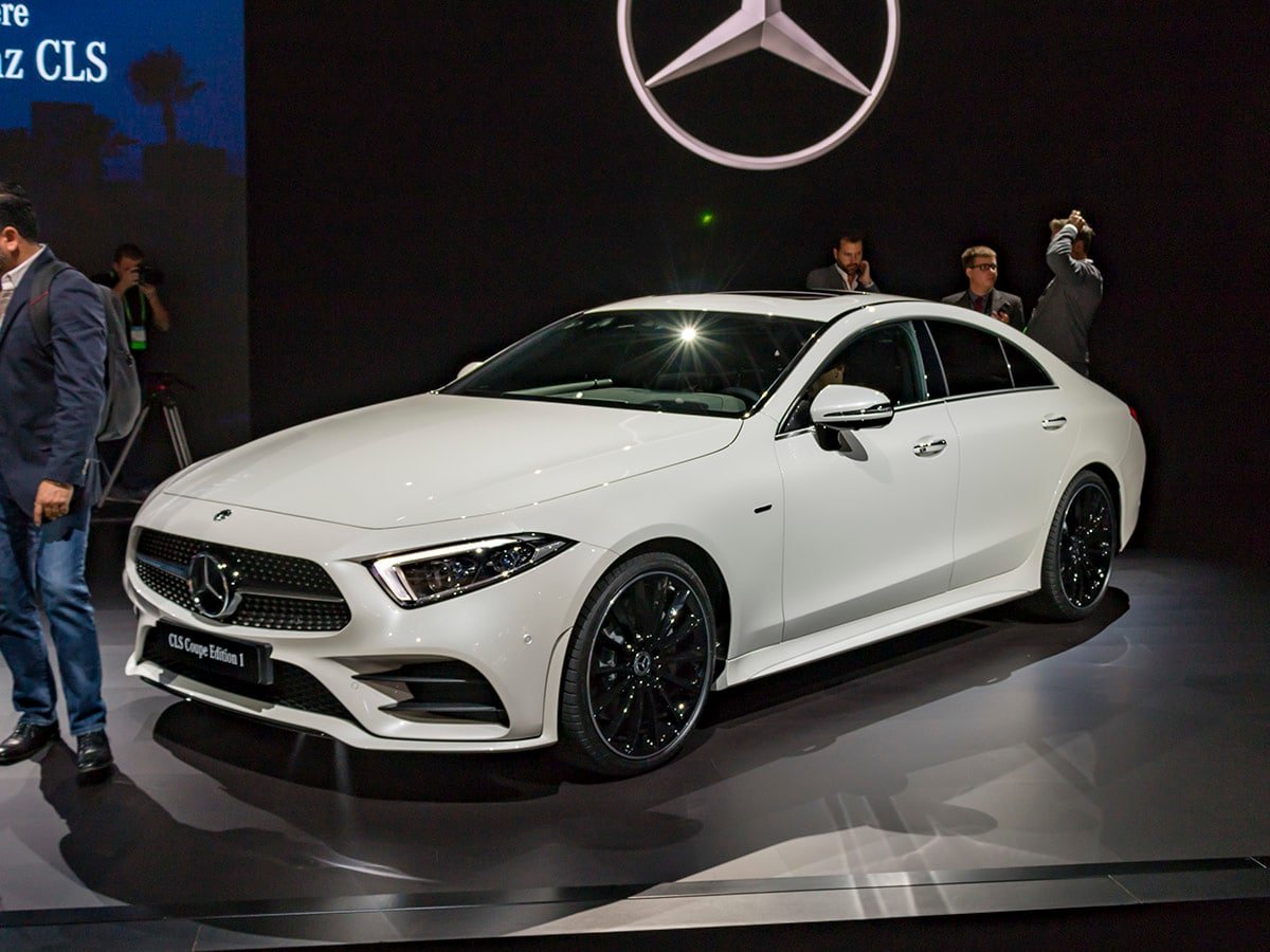 74 All New 2019 Mercedes Cls Class Specs and Review