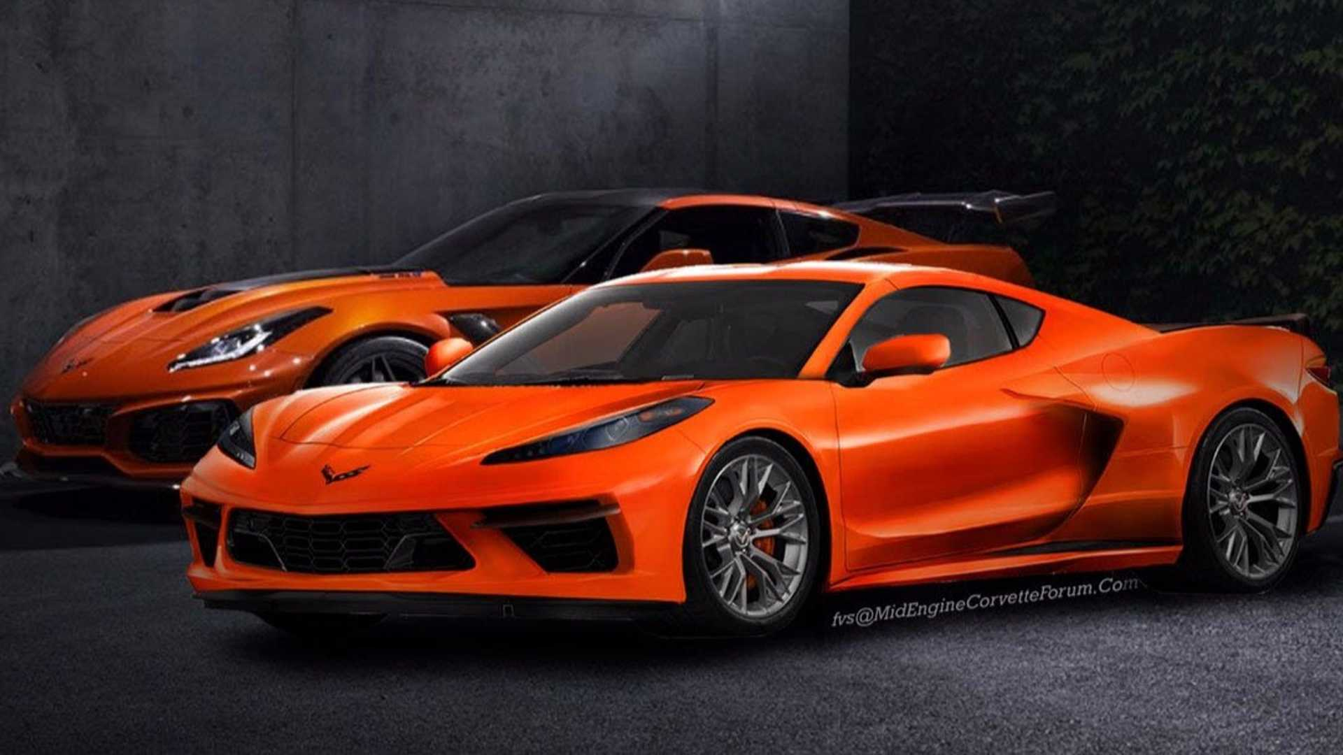 74 All New 2020 Corvette ZR1 Review