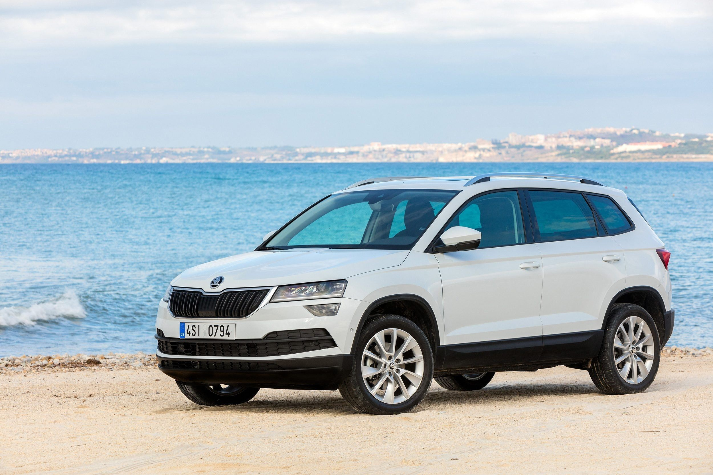 74 All New 2020 Skoda Yeti India Egypt Picture