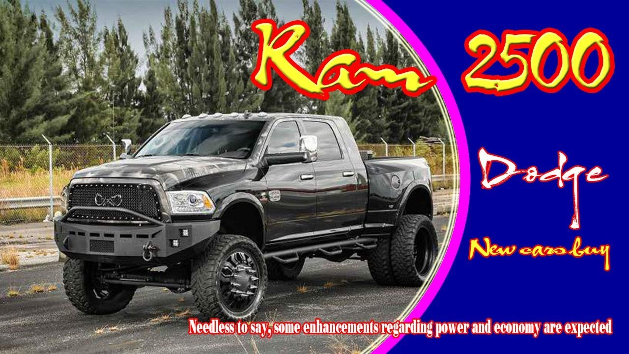 74 Best 2019 Dodge Ram 2500 Cummins New Concept
