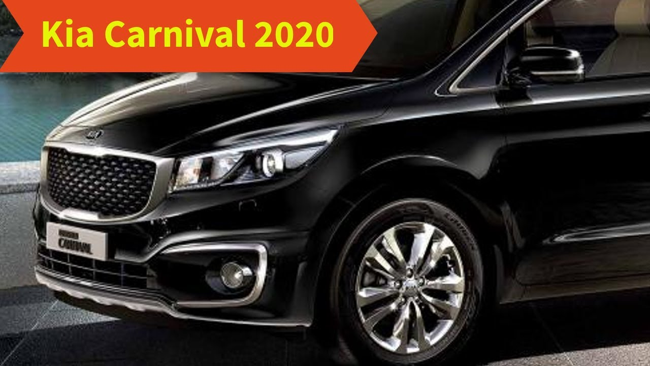 74 Best 2020 Kia Carnival Price