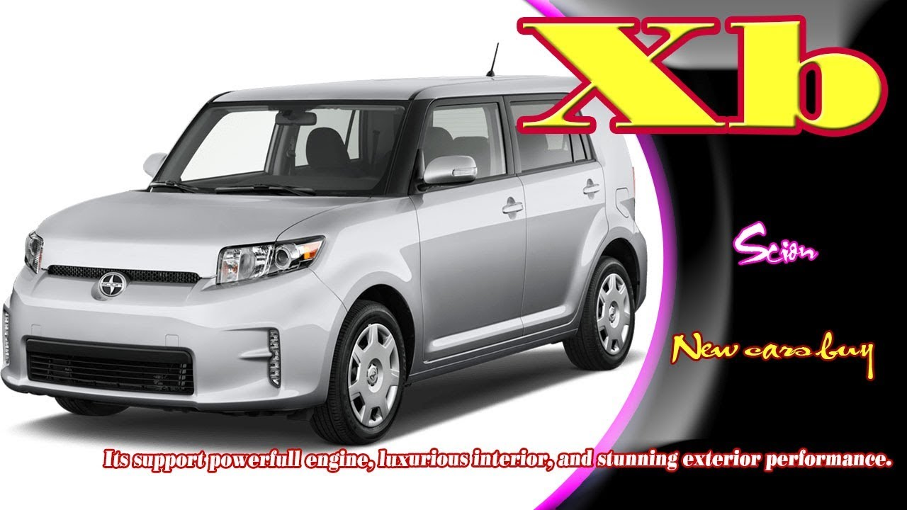 74 Best 2020 Scion XB Specs