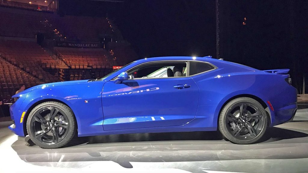 74 New 2019 Chevy Camaro Competition Arrival Research New