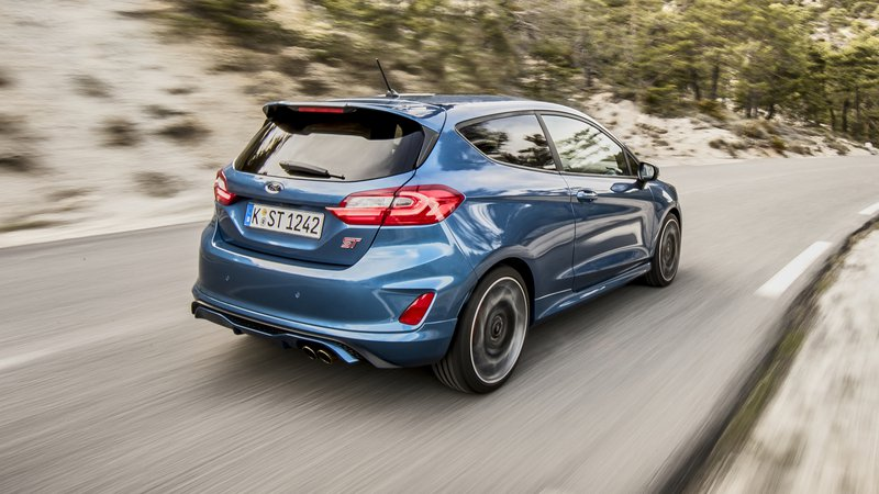 74 New 2019 Fiesta St Performance and New Engine