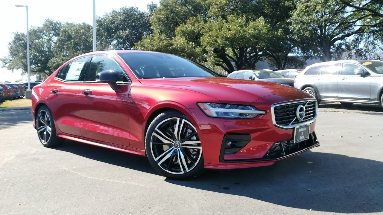 74 New 2019 Volvo S60 R Photos