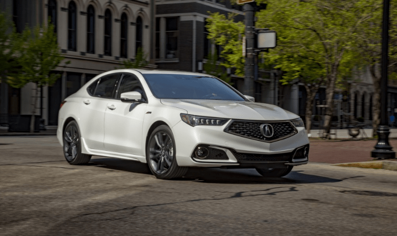 74 New 2020 Acura TLX Research New