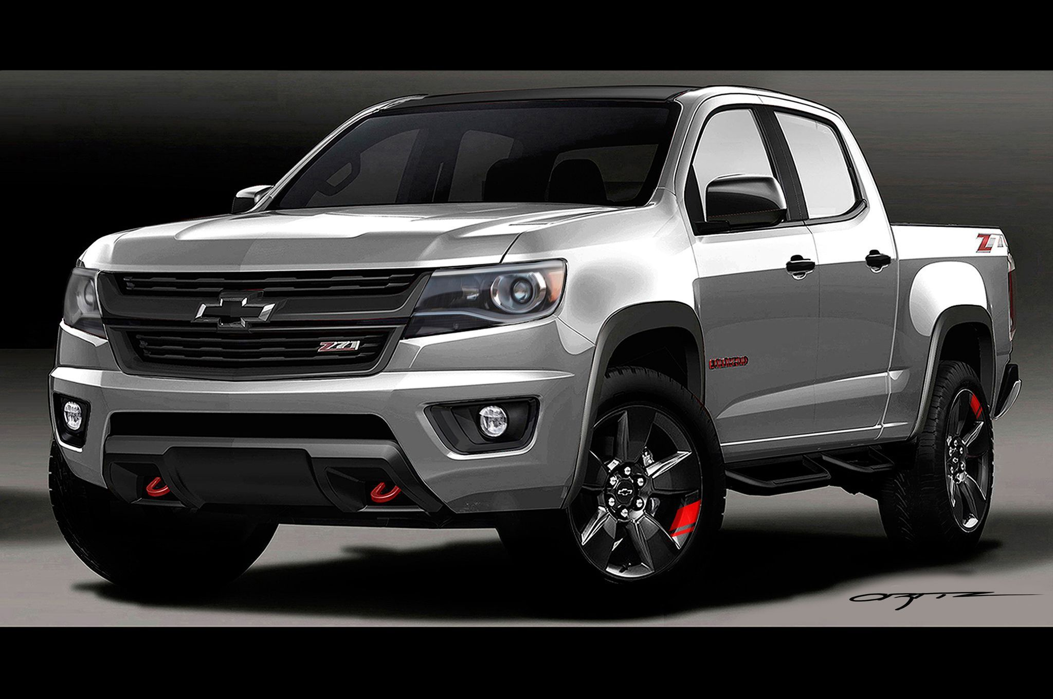 74 New 2020 Chevy Colorado Photos