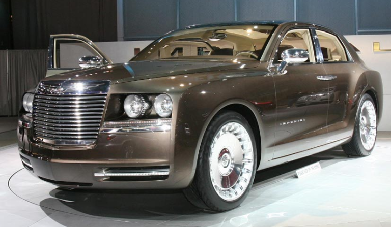 74 New 2020 Chrysler Imperial Price and Release date