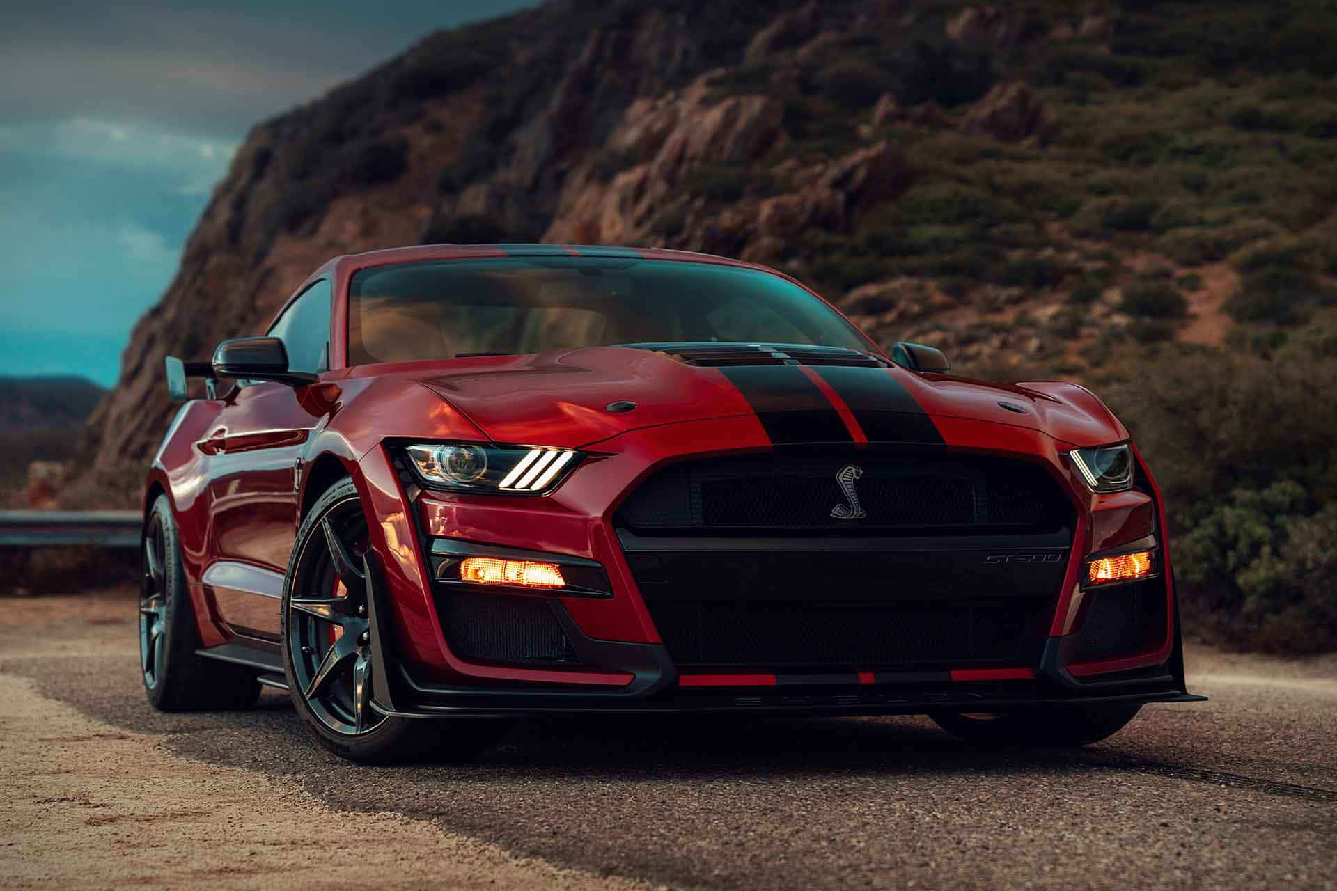 74 New 2020 Ford Mustang Shelby Gt500 Redesign and Concept