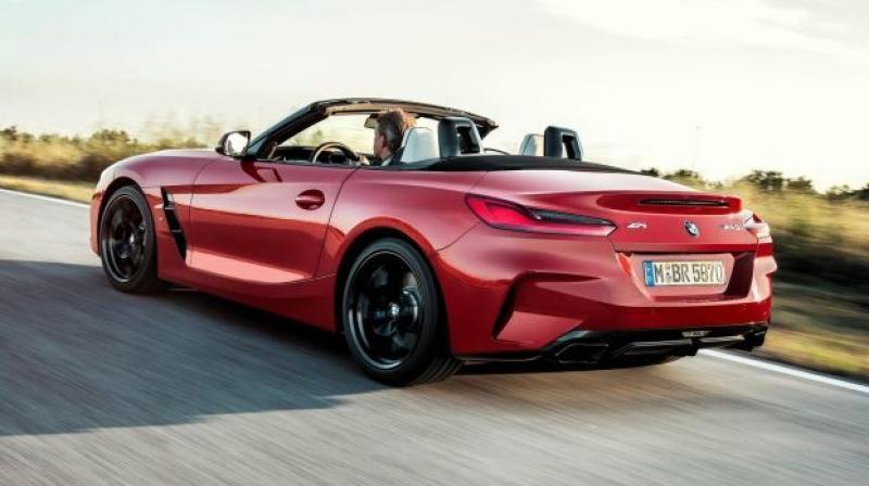 74 The 2019 BMW Z4 M Roadster Pictures