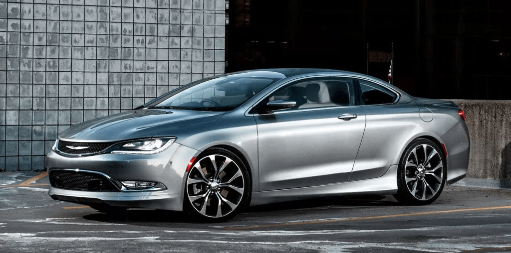 74 The 2019 Chrysler 200 Convertible Images