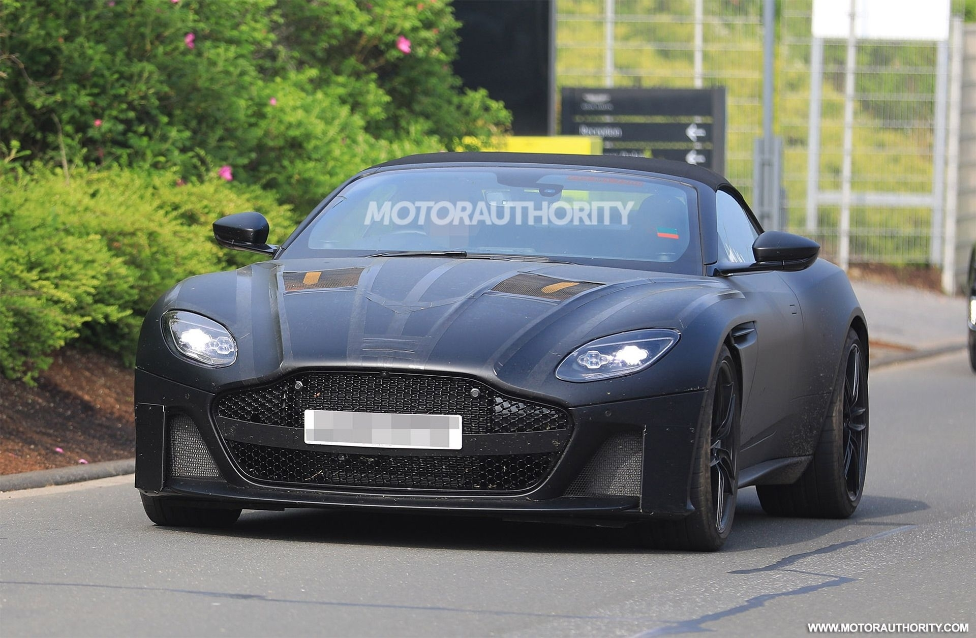 74 The 2020 Aston Martin DB9 Rumors