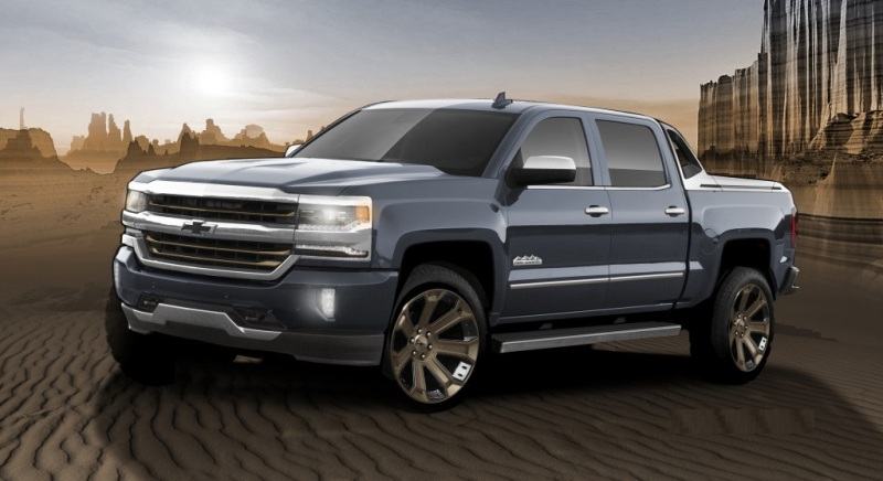 74 The 2020 Chevy Avalanche Performance