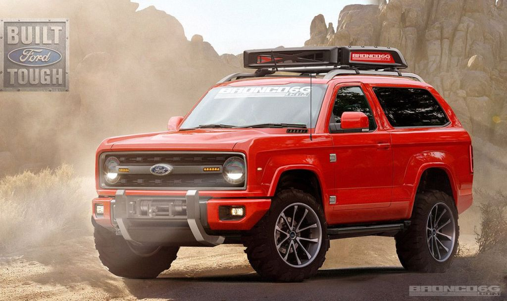 74 The 2020 Ford Svt Bronco Raptor Price