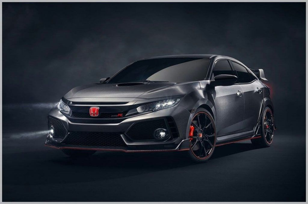 74 The 2020 Honda Civic Si Type R Performance