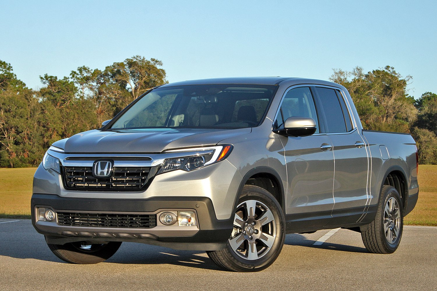 74 The 2020 Honda Ridgeline Overview