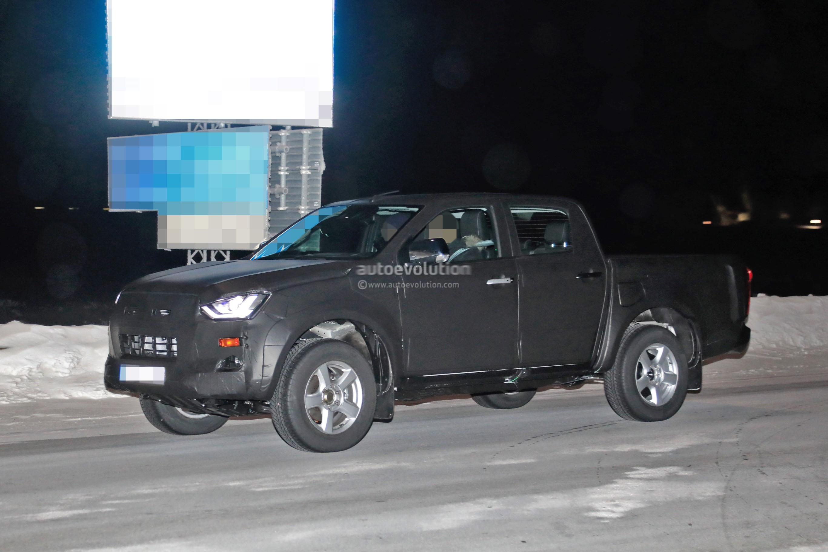74 The 2020 Isuzu Dmax Spesification