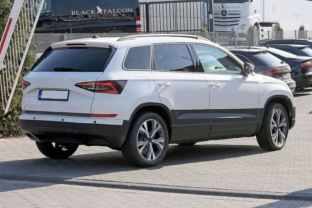 74 The Best 2019 Skoda Yeti India Egypt Concept and Review