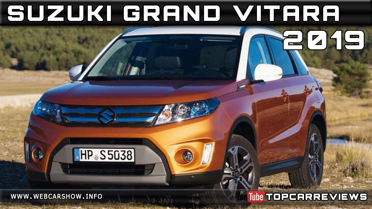 74 The Best 2019 Suzuki Grand Vitara Spy Shoot