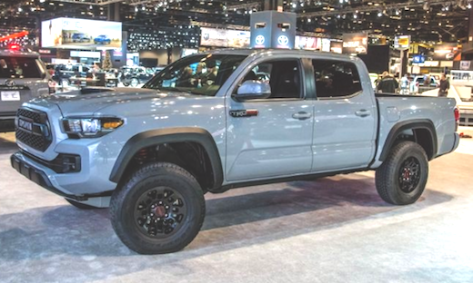 74 The Best 2019 Toyota Tacoma Diesel Release