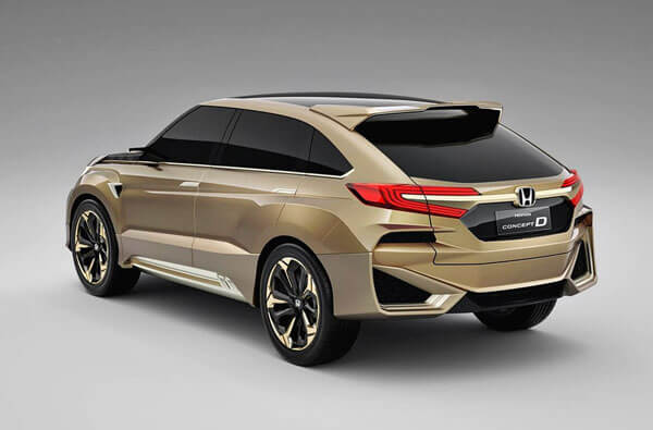 74 The Best 2020 Honda Crosstour History