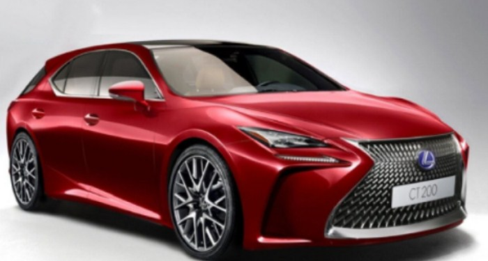 74 The Best 2020 Lexus CT 200h Price and Release date