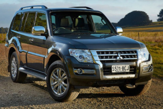 74 The Best 2020 Mitsubishi Montero Release Date