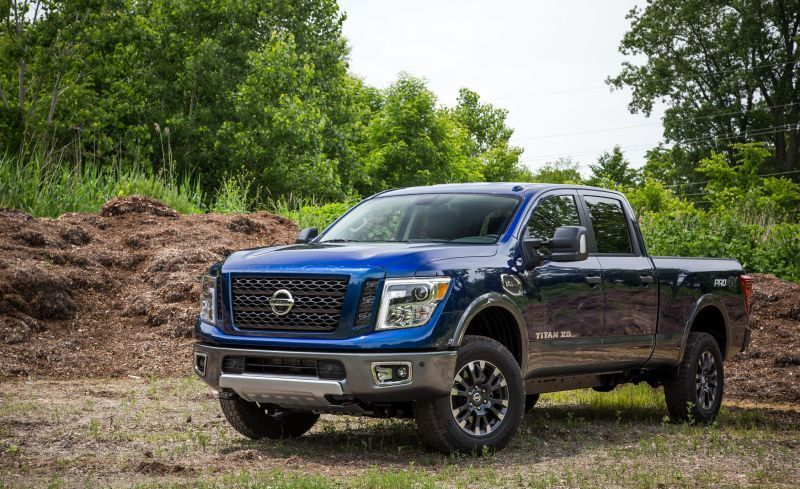 74 The Best 2020 Nissan Titan Diesel Review