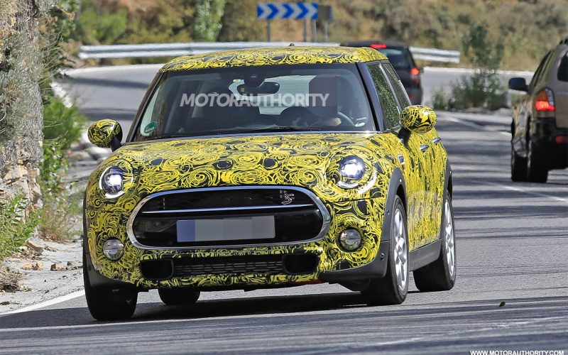 74 The Best 2020 Spy Shots Mini Countryman Pricing
