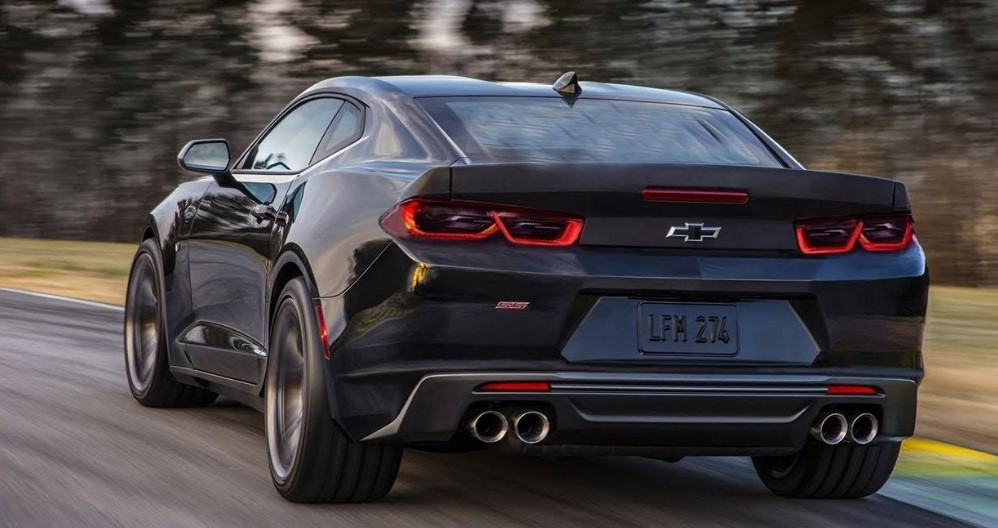 74 The Best 2020 The Camaro Ss Specs and Review